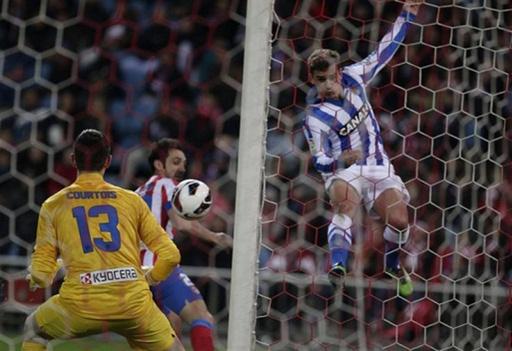 أتليتيكو مدريد يخسر وصافة الليغا