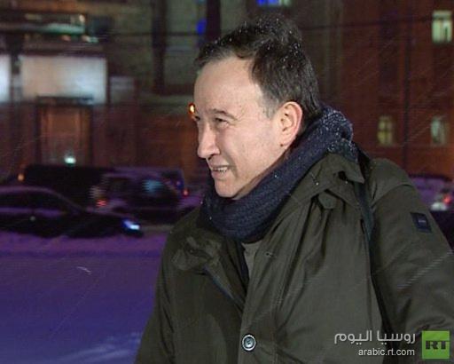 هيثم مناع : لم يتم خلق ظروف لإطلاق الحوار بين الحكومة والمعارضة في سورية بعد