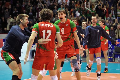 كرة الطائرة... لوكوموتيف نوفوسيبيرسك يجرد زينيت قازان من لقب دوري أبطال أوروبا