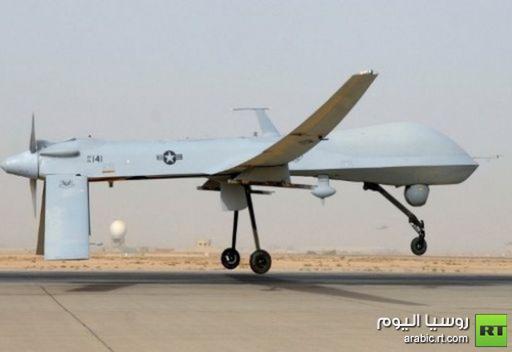 البنتاغون: مقاتلة ايرانية حاولت اعتراض طائرة امريكية من دون طيار