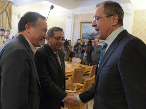 موسكو تدعو المعارضة السورية الى خطوات ملموسة لاقامة الحوار مع الحكومة