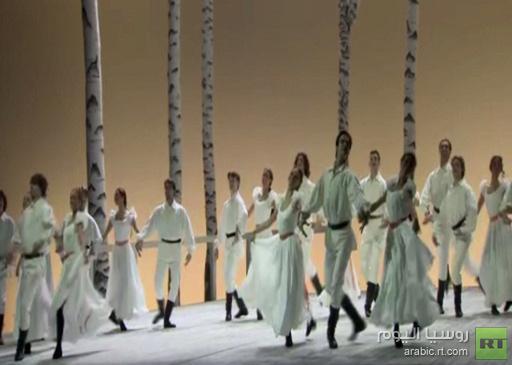 طاقم عالمي يقدم أوبرا لبيليني في مسرح البولشوي