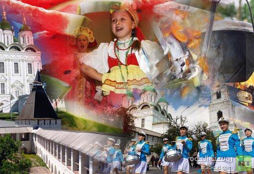 يوم في أستراخان