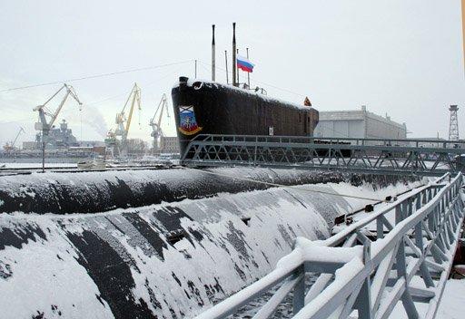 روسيا.. المباشرة بوضع تصميم غواصات الجيل الخامس