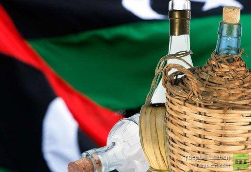 وفاة 87 ليبياً جراء التسمم بكحول مغشوش