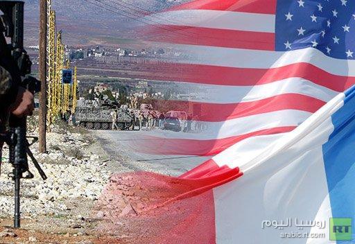 باريس وواشنطن تدينان قصف القوات السورية للأراضي اللبنانية