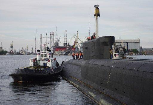 وزارة الدفاع الروسية تراهن على تحديث الغواصات الذرية