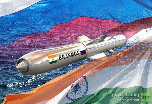 الهند تنجح في تجربة نسخة تحت مائية لصاروخ