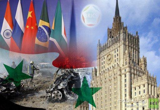 الخارجية الروسية: مسألة دعم حكومة دمشق غير مطروحة