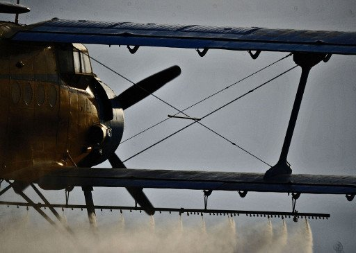 مقتل طيار في تحطم طائرة خفيفة في جنوب روسيا