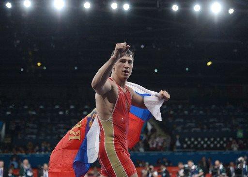 روسيا تتصدر في بطولة أوروبا للمصارعة