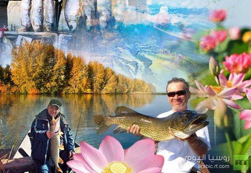 جنة السمك في أستراخان