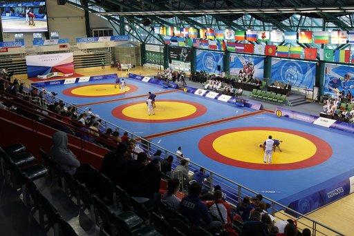 روسيا تحصد 27 ميدالية في كأس السوبر لمصارعة السامبو