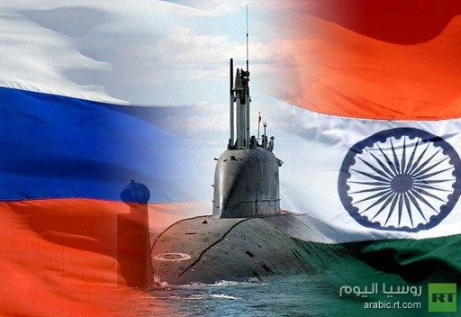 الهند ترغب باستئجار غواصة ذرية روسية ثانية