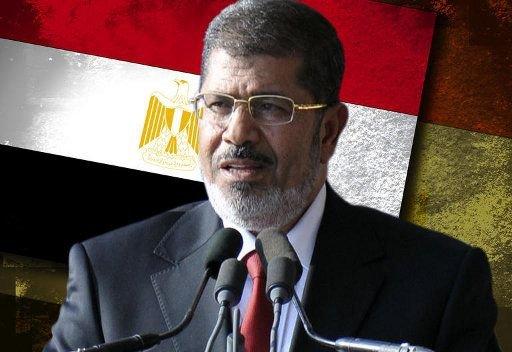 مرسي: لن نسمح ان يتدخل أحد في شؤون مصر الداخلية