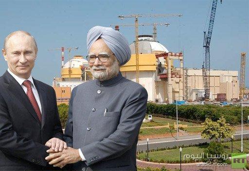 رئيس وزراء الهند: قريبا سيبدأ تشغيل وحدة توليد الطاقة الاولى لمحطة