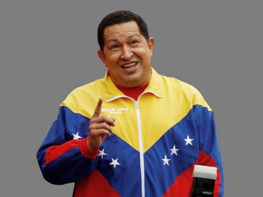 التلفزيون الفنزويلي يعرض فيلم كرتون لتشافيز وهو يصعد إلى السماء (فيديو)