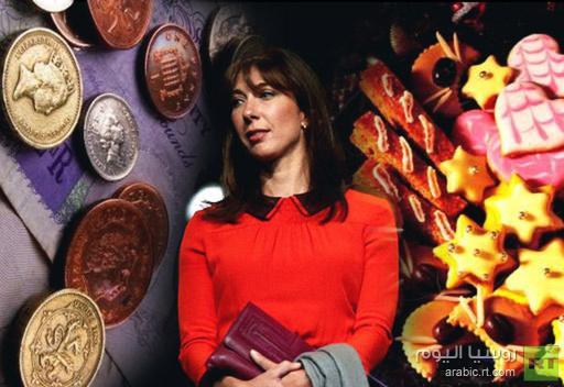 زوجة رئيس الحكومة البريطانية تبيع الفطائر وتتبرع بالمال للفقراء