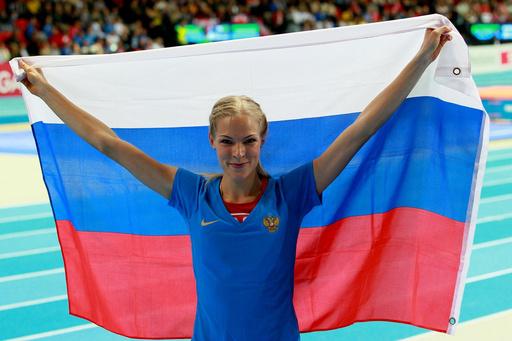 روسيا تحصد 6 ميداليات ملونة في بطولة أوروبا لألعاب القوى داخل الصالات