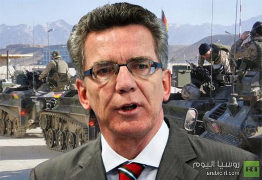 زيارة مفاجئة لوزير الدفاع الالماني الى شمال أفغانستان