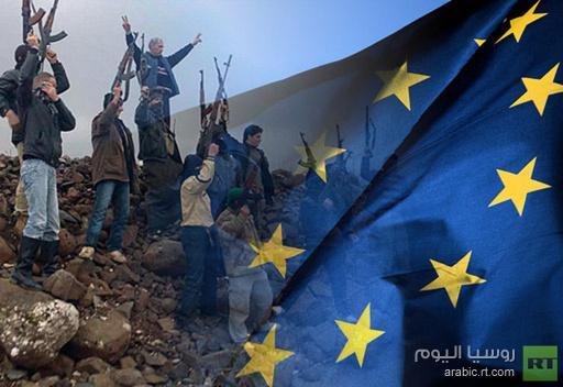 الاتحاد الاوروبي يؤجل مناقشة رفع حظر توريد السلاح إلى المعارضة السورية للأسبوع القادم