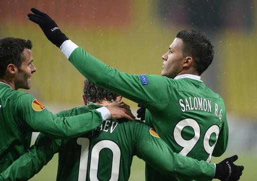 روبين قازان يهزم ليفانتي ويبلغ ربع نهائي الدوري الأوروبي... وزينيت يكرم بازل بهدف لا فائدة منه