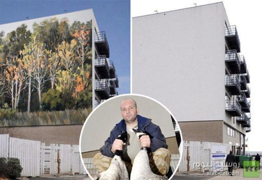 مدينة بريطانية تبحث عن حل لمعالجة مشكلة الجدار