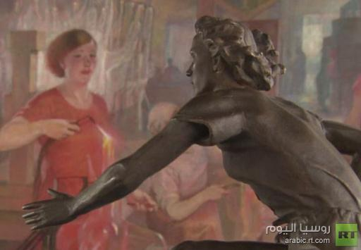 المرأة وفن الرسم على مدى 100 عام