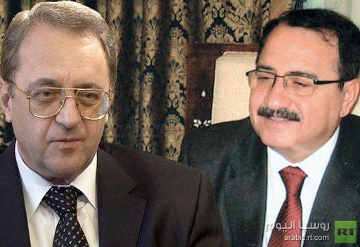 موسكو تعرب عن قلقها لغياب الحوار بين الحكومة السورية والمعارضة
