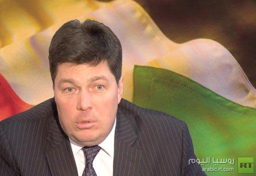 سيناتور روسي: السودان وتشاد تضعان حاجزا قويا أمام تهريب السلاح الليبي