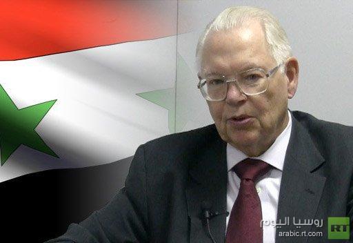 سفير أمريكي سابق: الولايات المتحدة لا تعرف لحد الآن ما العمل مع سورية