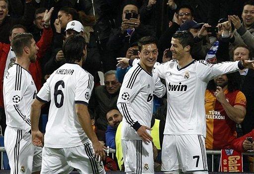 ريال مدريد يضع قدما في نصف نهائي دوري الأبطال