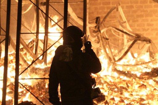 حريق في منزل بجنوب روسيا يودى بحياة عائلة كاملة