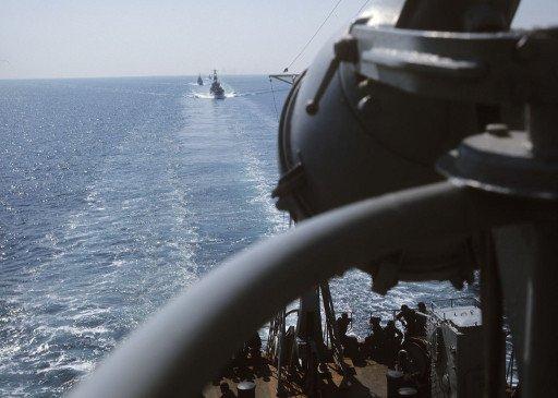سفن إنزال تابعة لأسطول المحيط الهادئ الروسي تدخل إلى ميناء طرطوس في النصف الثاني من مايو