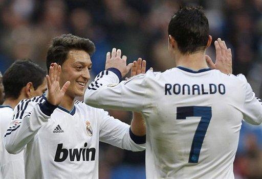 ريال مدريد يدك شباك ليفانتي بخماسية