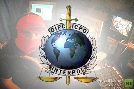 الانتربول يسعى لانشاء منظمة دولية لمكافحة الجرائم الالكترونية