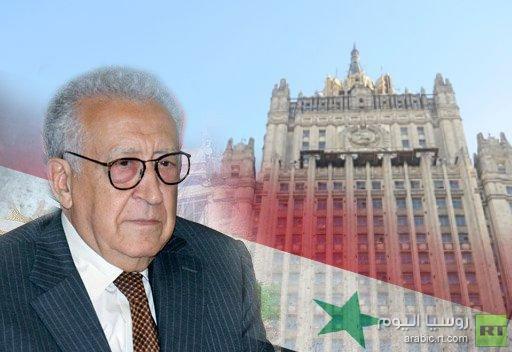 نائب وزير الخارجية الروسي: استقالة الابراهيمي المحتملة ستؤثر سلبيا على التسوية في سورية