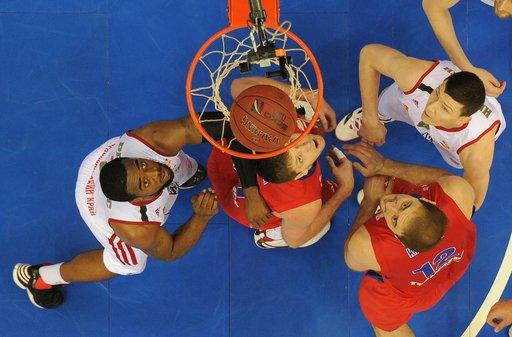 لوكوموتيف كوبان يحرز كأس أوروبا لكرة السلة