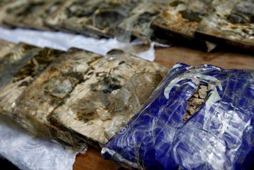مسؤول روسي: ضبط قرابة طن واحد من الهيروين الافغاني منذ بداية السنة الحالية