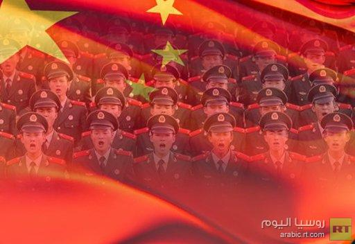 الجيش الصيني لا يزال الأكبر في العالم