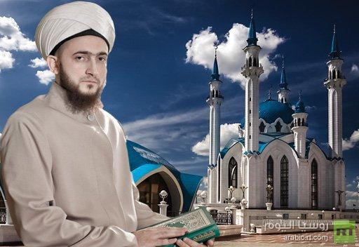 انتخاب الشيخ كامل سميع الله في منصب مفتي تتارستان