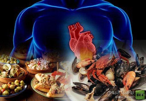 دراسة: نظام غذاء البحر المتوسط يضمن الوقاية من أمراض القلب