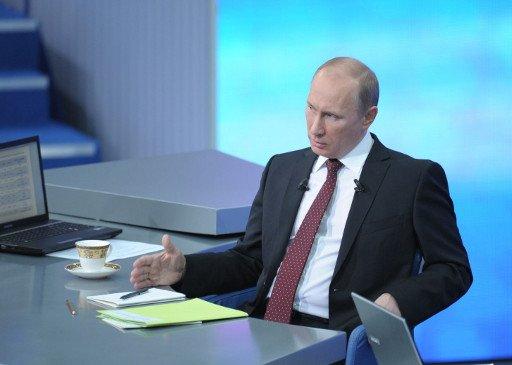 الرئيس بوتين يجيب عن أسئلة ابناء الشعب في برنامجه التقليدي