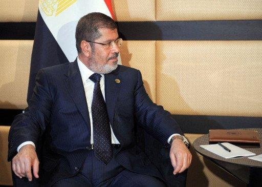 مرسي: مصر تتطلع إلى الحصول على دعم روسيا في الفترة الانتقالية