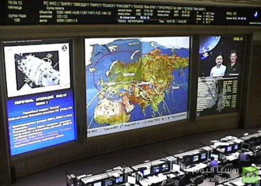 رائدا فضاء روسيان في عرض الفضاء