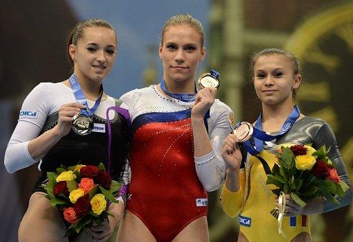 روسيا بطلة لأوروبا في الجمباز