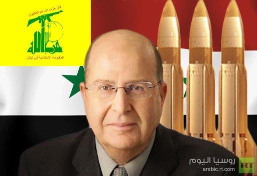 وزير الدفاع الاسرائيلي: تحركنا لمنع وقوع أسلحة سورية في أيدي حزب الله
