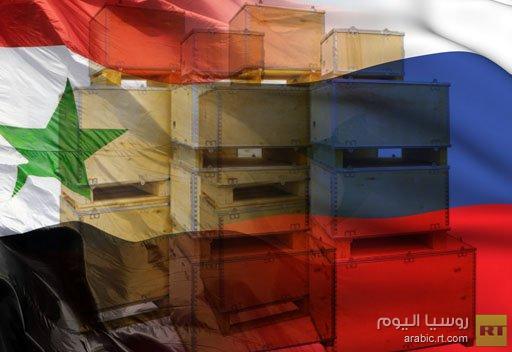 حملة اغاثة الشعب السوري تسفر عن جمع حوالي 70 طنا من المساعدات الانسانية