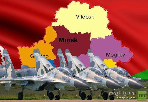وزير الدفاع الروسي: نخطط لنشر قاعدة جوية على الأراضي البيلاروسية في عام 2015