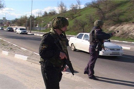 الشرطة الروسية تلقي القبض على قاتل بيلغورود